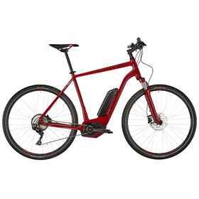 Cube Cross Hybrid Pro 400 Darkred'n'Red